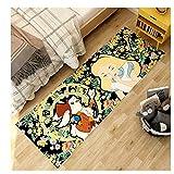 maishi Rugs Carpet Long Floor Mat Kitchen Living Room Children'S Bedroom Cartoon Winnie The Pooh Nursery Hallway Bath Baby Kid Play Crawl Home Decor Gift