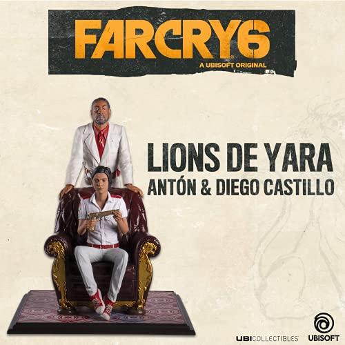 Far Cry 6 Merch Figura de Anton y Diego