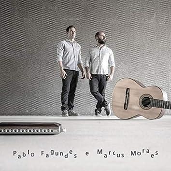 Pablo Fagundes e Marcus Moraes II