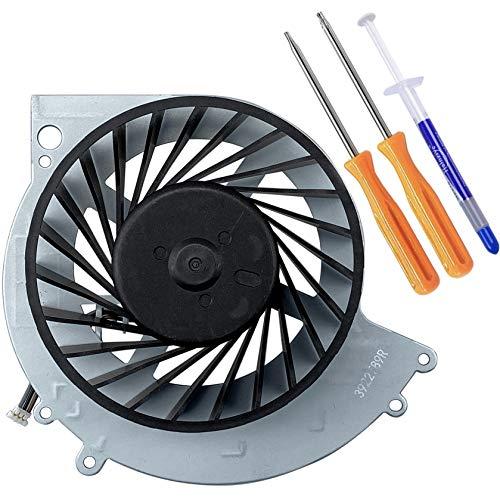 New Replacement Internal Cooling Fan for Sony Playstation 4 PS4 CUH-1000 CUH-1100 CUH-10XXA CUH-11XXA CUH-1115A 500GB KSB0912HE Series