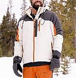 Arctix Men's Tamarack Insulated Jacket, Marshmallow, 2X-Large
