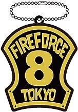 TVアニメ 炎炎ノ消防隊 第8特殊消防隊エンブレム リフレクトキーホルダー