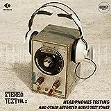 Audio Compressor Threshold & Ratio O-scope Test Tone (96db Dynamic Range)