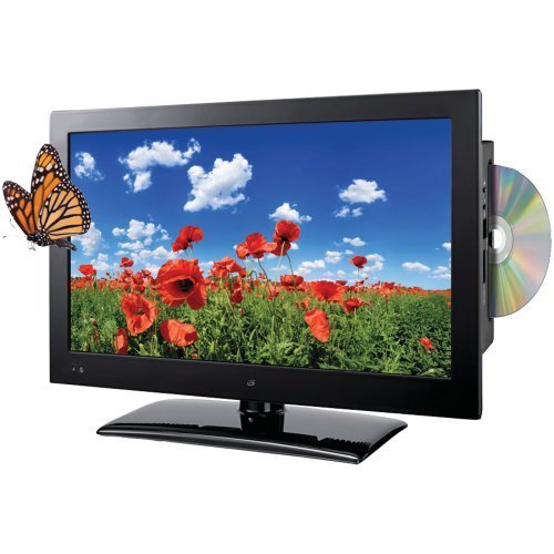 GPXTDE1982B - GPX TDE1982B 18.5 720p LED HDTV DVD Combination by GPX