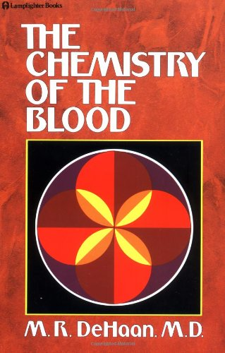 Top chemistry of the blood by m.r. dehaan for 2020