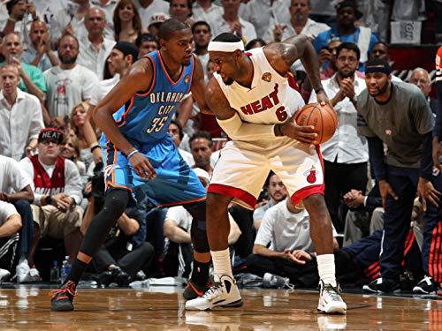 2012 NBA Finals Game 1: Oklahoma City Thunder vs Miami Heat