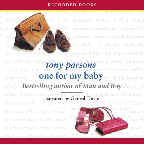One for My Baby audiobook cover art