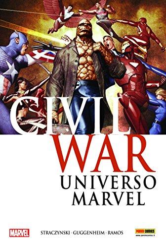 Marvel Omnibus Civil War 3 Marvel Universe