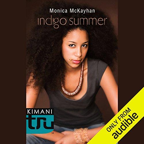 Indigo Summer audiobook cover art