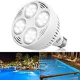 Bonbo Led Pool Lights, PAR38 OSRAM 65w Swimming Pool Light