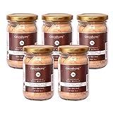Greenberry Organics Ayurvedic Chai Masala Mix, Enhances Taste, Good for Immunity, Organic Herbs, Home Made, 100 grams Pack of 5