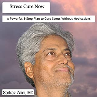 Stress Cure Now cover art