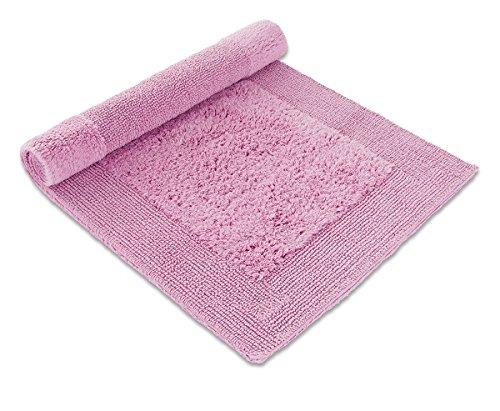 Möve Loft tufted badmat 60 x 100 cm gemaakt van 100% katoen
