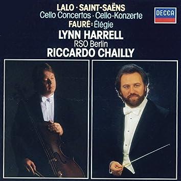 Lalo: Cello Concerto; Saint-Saëns: Cello Concerto No.2