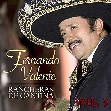 Rancheras de Cantina (Vol. 3)