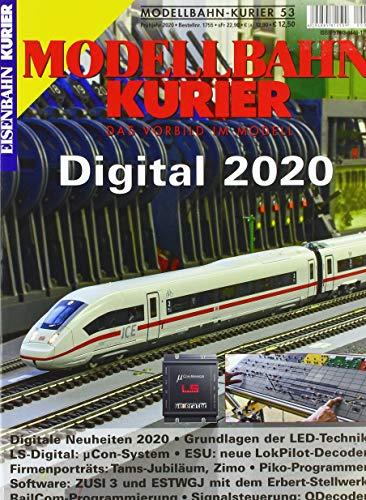 Digital 2020 (Modellbahn-Kurier)