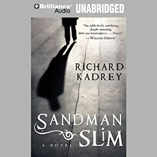 Sandman Slim cover art