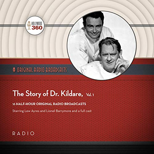 Couverture de The Story of Dr. Kildare, Vol. 1