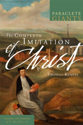The Complete Imitation of Christ (Paraclete Giants)