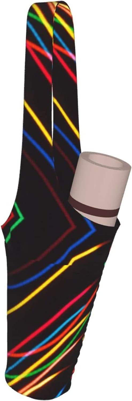 Long Exposure Multicolor Stylish And Genuine Yog Yoga Bag Max 69% OFF Mat Practical