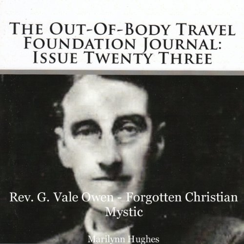 Reverend G. Vale Owen - Forgotten Christian Mystic audiobook cover art