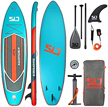 Swonder Inflatable Stand Up Paddle Board