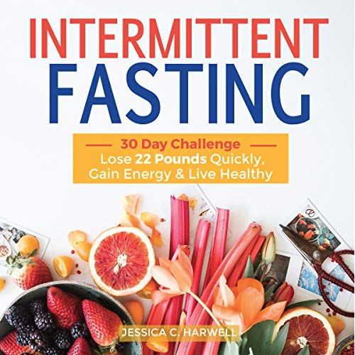 Intermittent Fasting: 30 Day Challenge audiobook cover art