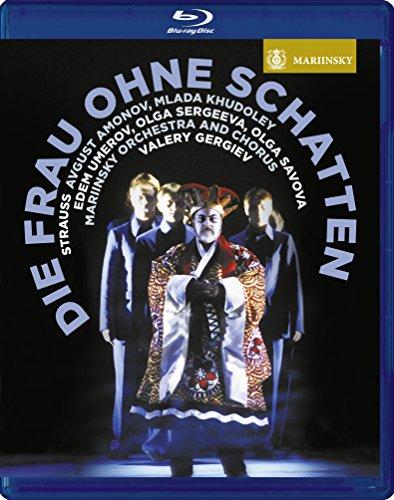 Mariinsky Orchestra - Die Frau Ohne Schatten
