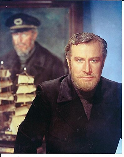 The Ghost & Mrs. Muir Edward Mulhare as Capt. Daniel Gregg Standing in Front of Portrait 8x10 Photo #2