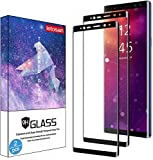 Galaxy S9 Screen Protector,Full Coverage Tempered Glass [2...