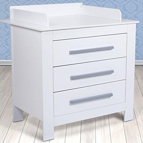 Cambiador para bebés - Aprox. 97 x 95 x 73 cm (alto x ancho x largo)