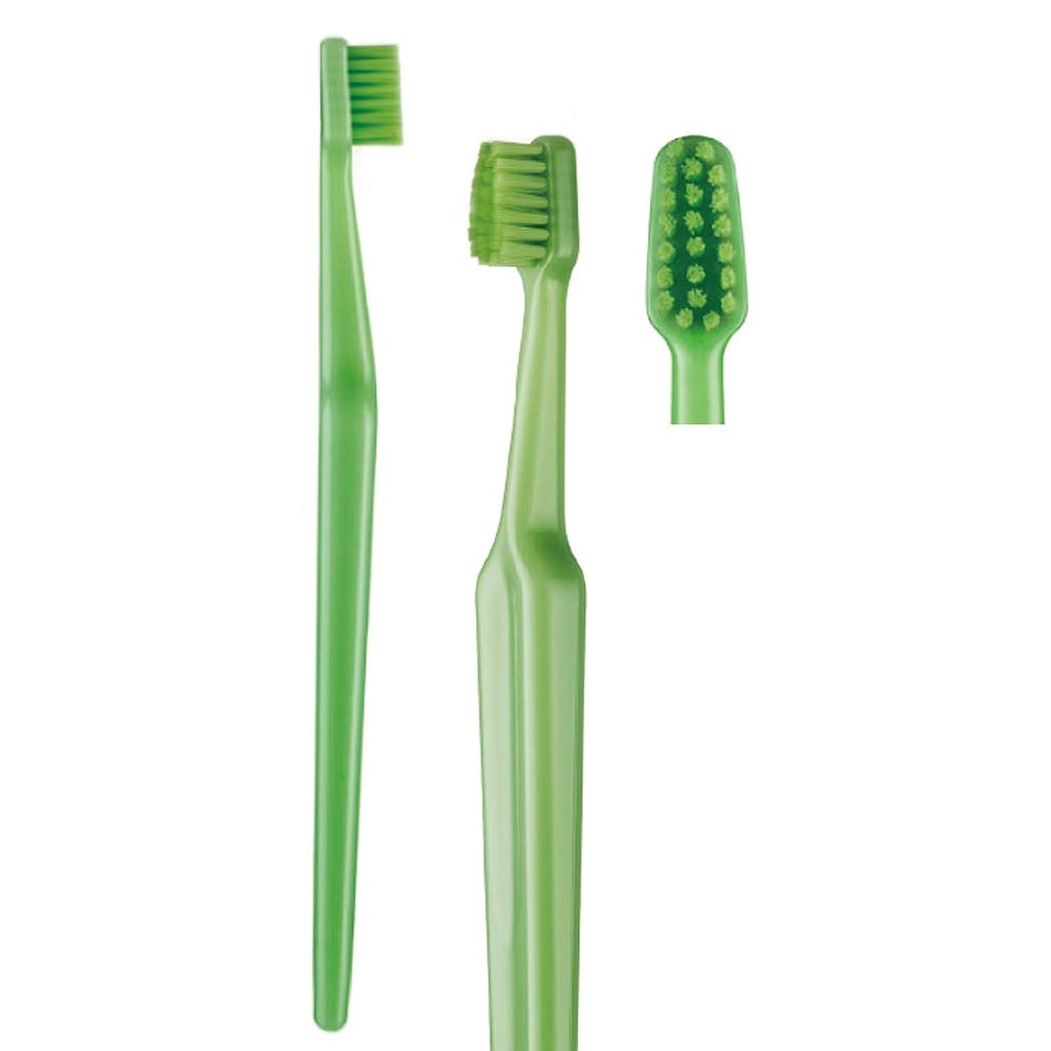 船酔い滅多ラオス人歯科専売品 大人用歯ブラシ TePe GOOD (グッド) ミニ エクストラソフト(超やわらかめ) ヘッド小 1本