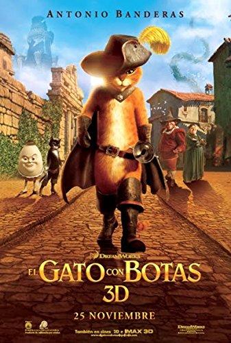 El Gato Con Botas (Puss In Boots) (2011) (Blu-Ray + Dvd) (Reg...