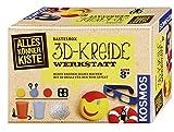 Kosmos 604035 - AllesKönnerKiste, 3-D Kreide-Werkstatt - Kosmos Verlag