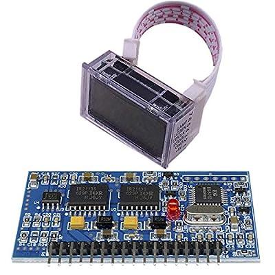 EGS002 Pure Sine Wave Inverter Drive Board SPWM EG8010 IR2110 with LCD Display Module