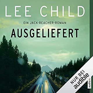 Ausgeliefert audiobook cover art