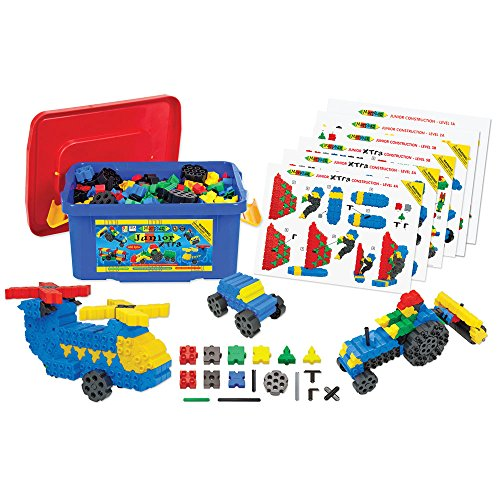 Morphun 41040px Junior Extra Bausteine Set