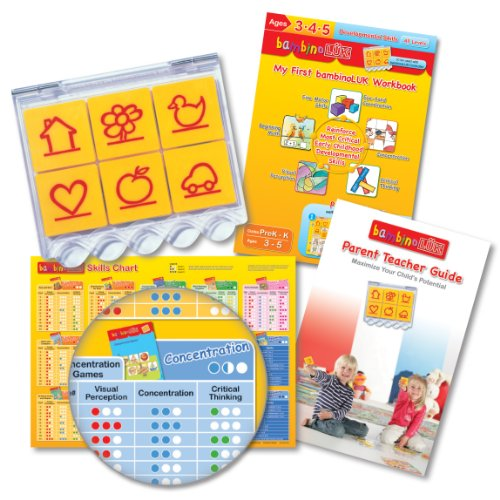 Price comparison product image Beyond123 BambinoLUK Starter Pack