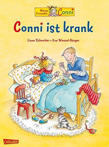 Conni-Bilderbücher: Conni ist krank