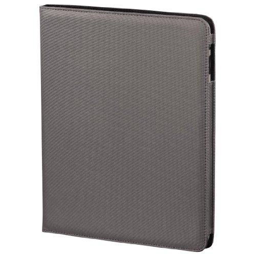 Hama Portfolio Arezzo Tasche fur Apple iPad 2 Silber