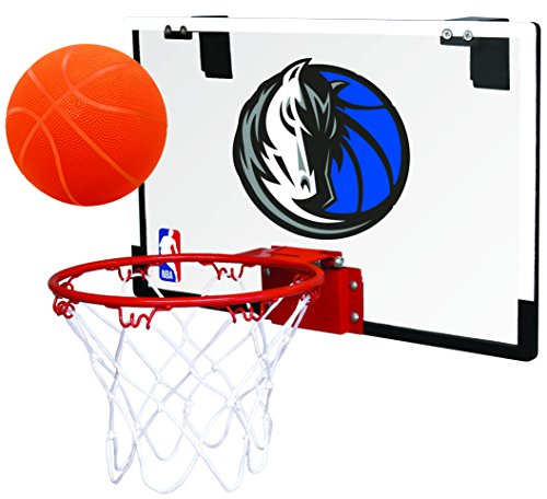 Rawlings NBA Game On PC Mini Basketballkorb Set Dallas Mavericks