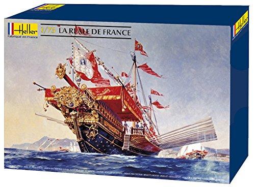 Heller - 80898 - Maquette - Bateaux - La Réale De France - Echelle 1/75
