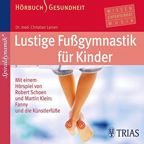 Lustige Fußgymnastik für Kinder Titelbild