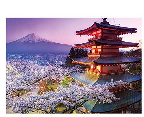 YTHK Educa Mt. Puzzle Fuji 1000 Pezzi