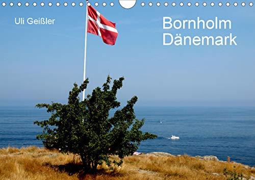 Bornholm - Dänemark (Wandkalender 2021 DIN A4 quer)
