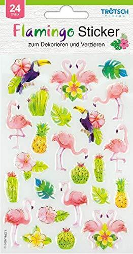 Dekorative Sticker