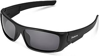 Duduma TR601 Polarized Sports Sunglasses for Men Women Baseball Running Cycling Fishing Driving Golf Softball Hiking
