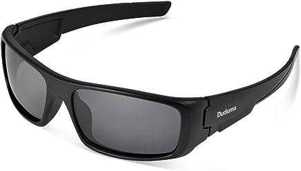 5b91f10d0ec Duduma TR601 Polarized Sports Sunglasses for Men Women Baseball Running  Cycling Fishing Driving Golf Softball Hiking