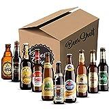 Beer Shelf - Colección de Cervezas | Pack Cervezas Alemanas (Pack 10 tipos) – Cerveza de Oktoberfest – Cerveza de importación - Pack Cervezas Degustación – Experiencia Cerveza Internacional