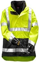 Tingley J24172.XL Icon ANSI Compliant 3 in 1 Multi-Layer Jacket, X-Large, Hi/Vis Yellow